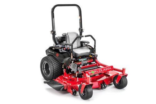 "Worldlawn Power Equipment WYK52ECV7495 52"" KING COBRA  EFI RIDING MOWER"