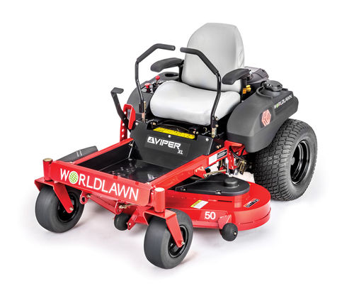 "Worldlawn Power Equipment WYRZ50XL24KW 50"" VIPER RIDING MOWER"